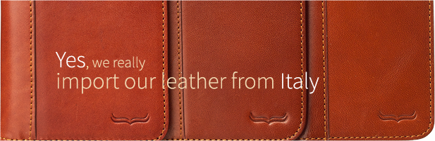 Genuine Leather Wallet Phone Cases