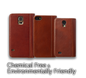 Kavod leather Phone Cases are environmental friendly